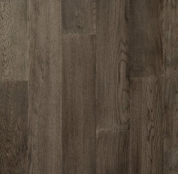 Engineered Hardwood Medium Gray Oak